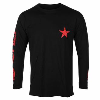 Moška majica z dolgimi rokavi Che Guevara - Revolution - Črna - ROCK OFF, ROCK OFF, Che Guevara