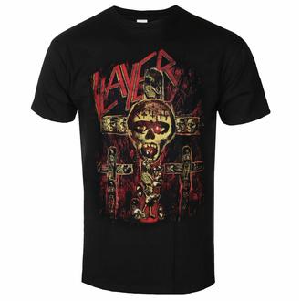 Moška majica Slayer - SOS Crucifiction - Črna - ROCK OFF, ROCK OFF, Slayer