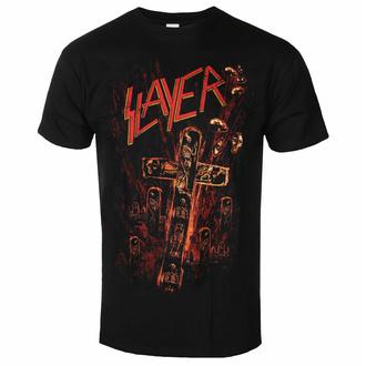Moška majica Slayer - Blood Red - Črna - ROCK OFF, ROCK OFF, Slayer