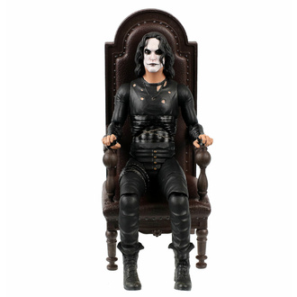 Figura The Crow - Deluxe Action Figure - Eric Draven in Chair S DC C 2021 Exclusive 18 cm, NNM