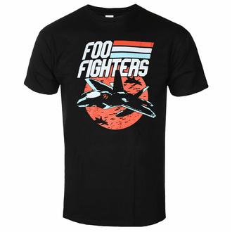 Moška majica Foo Fighters - Jets - Črna - ROCK OFF, ROCK OFF, Foo Fighters