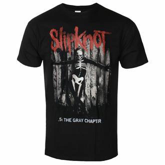 Moška majica Slipknot - The Gray - Chapter Album - Črna - ROCK OFF, ROCK OFF, Slipknot