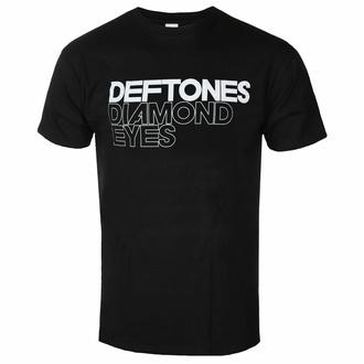 Moška majica Deftones - Diamond Eyes - Črna - ROCK OFF - DEFTTS04MB