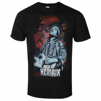 Moška majica Jimi Hendrix - Universe - Črna - ROCK OFF, ROCK OFF, Jimi Hendrix
