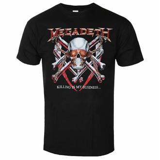 Moška majica Megadeth - Killing Is My Business - ROCK OFF, ROCK OFF, Megadeth