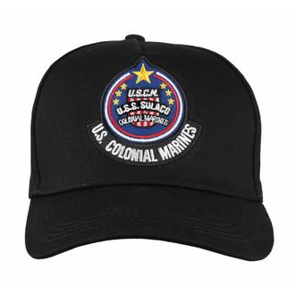 Kapa Alien - Curved Bill Cap USS Solaco Badge, NNM, Osmi potnik