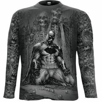 Moška majica z dolgimi rokavi SPIRAL - Batman - VENGEANCE WRAP - Črna, SPIRAL, Batman