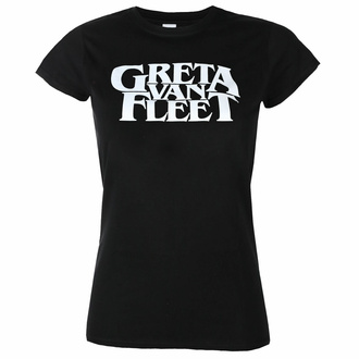 Ženska majica Greta Van Fleet - Logo, NNM, Greta Van Fleet