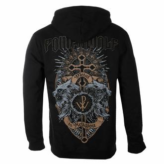 Moški hoodie Powerwolf - Crest Wolves, NNM, Powerwolf
