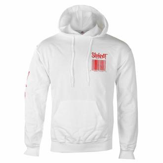 Moški hoodie Slipknot - Wait & Bleed Barcode, NNM, Slipknot