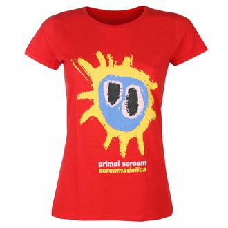 Ženska majica Primal Scream - Screamadelica RED - ROCK OFF, ROCK OFF