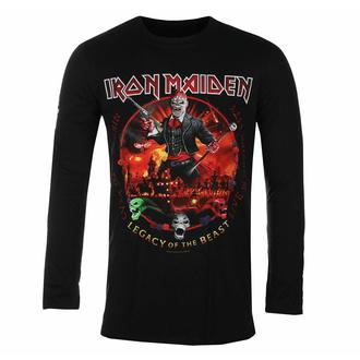 Moška majica z dolgimi rokavi Iron Maiden - Nights Of The Dead BL - ROCK OFF, ROCK OFF, Iron Maiden