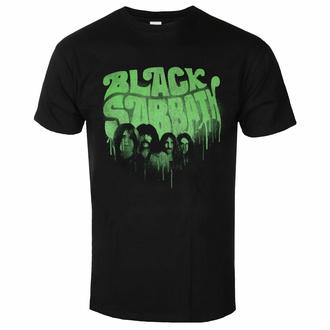 Moška majica Black Sabbath - Graffiti Logo BL - ROCK OFF, ROCK OFF, Black Sabbath