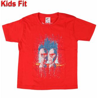 Otroška majica Pink Floyd - Division Bell Drip RED - ROCK OFF, ROCK OFF, Pink Floyd