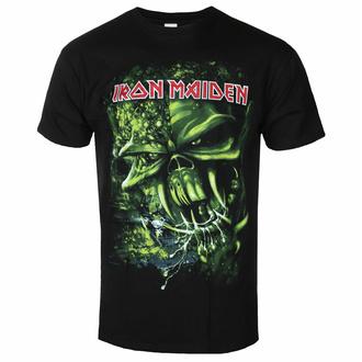 Moška majica Iron Maiden - Final Frontier Green BL - ROCK OFF, ROCK OFF, Iron Maiden