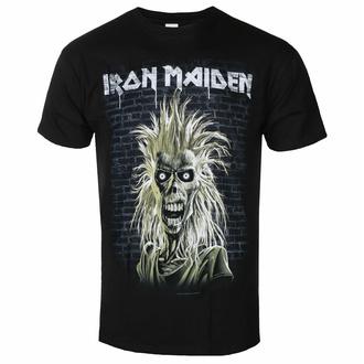 Moška majica Iron Maiden - Eddie 40th Anniversary BL - ROCK OFF, ROCK OFF, Iron Maiden
