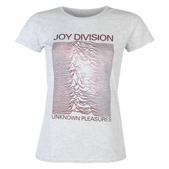 Ženska majica Joy Division - Space HEATHER - ROCK OFF, ROCK OFF, Joy Division