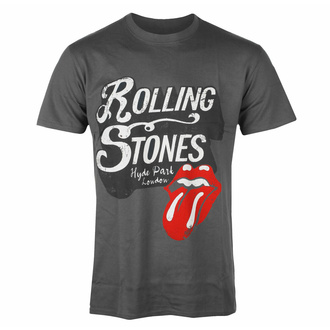 Moška majica Rolling Stones - Hyde Park CHAR - ROCK OFF, ROCK OFF, Rolling Stones