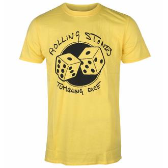 Moška majica Rolling Stones - Tumbling Dice YELL - ROCK OFF, ROCK OFF, Rolling Stones