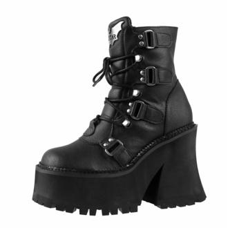 Ženski škornji KILLSTAR - Coffin Sleep - Črna, KILLSTAR