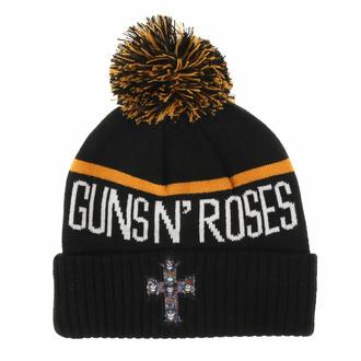 Kapa Guns N' Roses - Cross BL - ROCK OFF, ROCK OFF, Guns N' Roses
