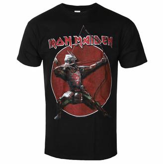 Moška majica Iron Maiden - Eddie Archer Red Circle BL - ROCK OFF, ROCK OFF, Iron Maiden