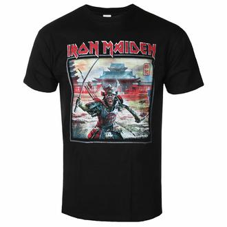 Moška majica Iron Maiden - Album Palace Keyline Square BL - ROCK OFF, ROCK OFF, Iron Maiden