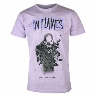 Moška majica In Flames - Rose Reaper - lila, NNM, In Flames