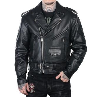 Moška usnjena motoristična jakna UNIK, UNIK