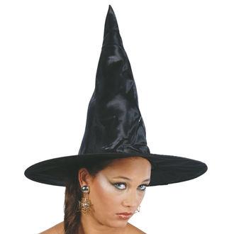 Noč čarovnic Čarovnica Hat BLACK WITCH
