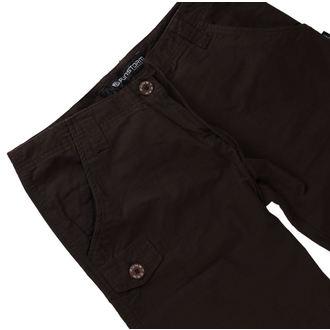 hlače 3/4 ženske kolk FUNSTORM - CONNIE - 04 RJAV