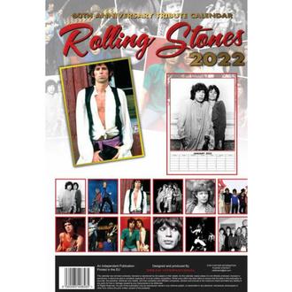 Koledar za 2022 - ROLLING STONES, NNM, Rolling Stones