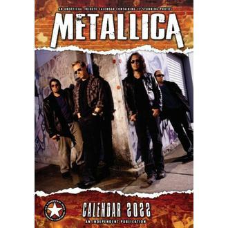 Koledar za 2022 - METALLICA, NNM, Metallica