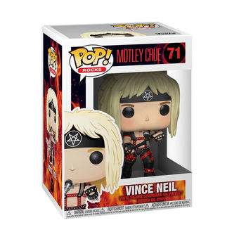 Kip / Figurina Mötley Crüe - POP! - Rocks - Vince Neil, POP, Mötley Crüe
