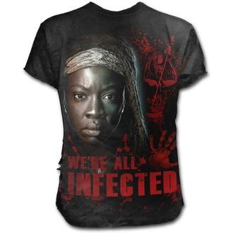 Moška filmska majica The Walking Dead - MICHONNE - SPIRAL, SPIRAL