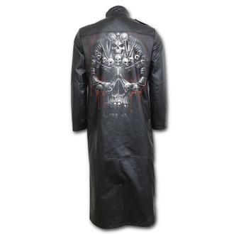 Moški plašč SPIRAL - DEATH BONES - Gotika, SPIRAL