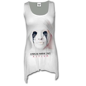 Obleka Ženske SPIRAL - ASYLUM - Bela NUN, SPIRAL, American Horror Story