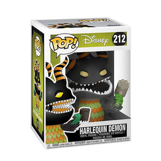 Figura Nightmare before Christmas - POP! - Harlequin Demon, POP