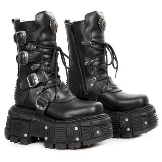 Moški usnjeni škornji - NEW ROCK, NEW ROCK