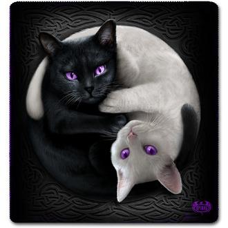 Odeja SPIRAL - YIN YANG CATS, SPIRAL