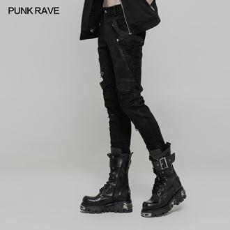Moške hlače - PUNK RAVE - Nazgul, PUNK RAVE