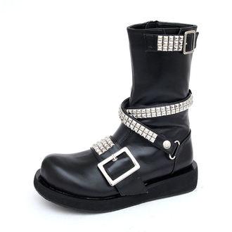 usnje čevlji ženske - ROCKER 56 - DEMONIA - 56, DEMONIA