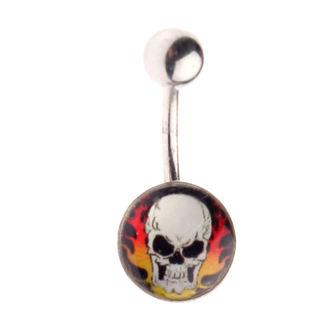 piercing dragulj Lobanja - 1PCS - L 064, NNM
