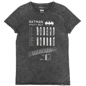 Moška filmska majica Batman - ANTRACITE -