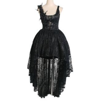 Ženska obleka PUNK RAVE - Gardenia, PUNK RAVE