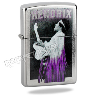 Vžigalnik ZIPPO - JIMI HENDRIX - NO. 4, ZIPPO, Jimi Hendrix