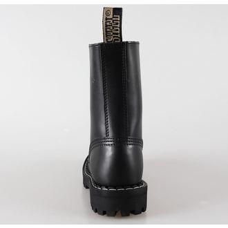 usnje čevlji ženske - - STEEL - 105/106 Črno