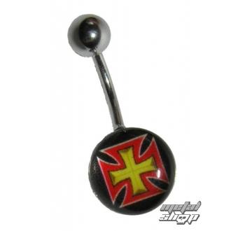 piercing dragulj Crossl - 1PCS - L 020, NNM