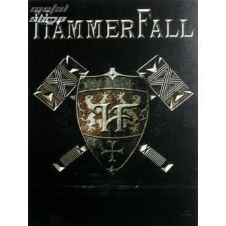 Zastava Hammerfall - Steel meets Steel, HEART ROCK, Hammerfall