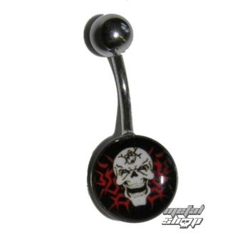 piercing dragulj Lobanja - 1PCS - L 097, NNM